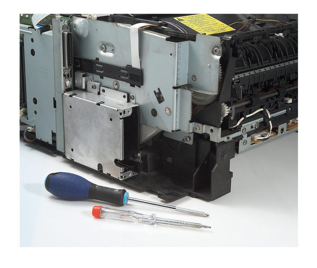 naprawa urządzeń drukujących